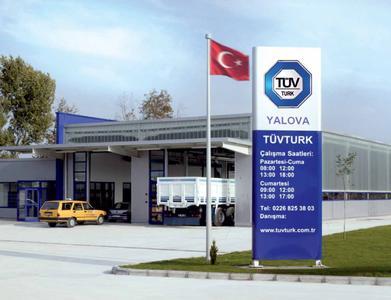Maximale Verkehrssicherheit in der Türkei