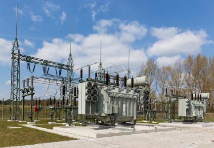 Das Umspannwerk der WEMAG Netz GmbH in Brahlstorf ist offiziell in Betrieb gegangen / Foto: WEMAG/Stephan Rudolph-Kramer