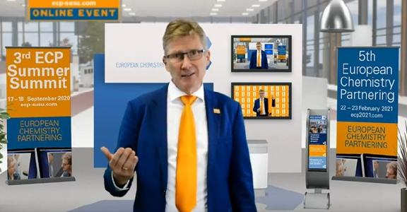 Videoscreen Holger Bengs at 3rd ECP SummerSummit explains the Exhibition concept in a video message:   https://www.linkedin.com/feed/update/urn:li:activity:6713763626206945280/