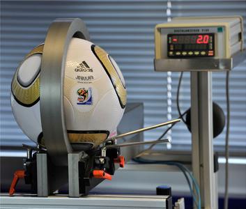 Der Countdown läuft - burster-Messtechnik löst Ticket zur Fußball-WM