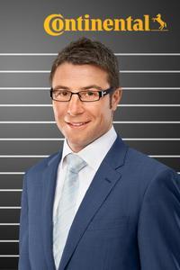 Barry Guildford, Leiter Vertrieb Lkw-Reifen EMEA