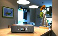 Albrecht DR 890 CD: Elegantes Hybridradio mit CD-Player