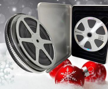 Digitalisiere die alten Schmalfilme, egal, ob Super-8- oder Normal-8-Filme, und verschenke einen einmaligen Filmabend mit gemeinsamen Erinnerungen.