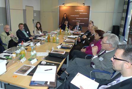 Arbeit für die Branche - die dritte Sitzung des nexMart Händlergremiums / Fotos: nexMart