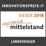 Landessieger INNOVATIONSPREIS-IT 2018