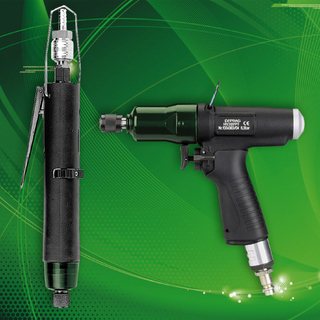 The correct screwdriver as a guarantor for high quality