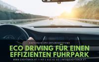 Eco Driving für einen effizienten Fuhrpark