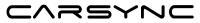 CARSYNC Firmenlogo