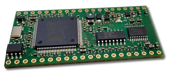 SHARC DSP Modul mit Audio- und S/PDIF-Schnittstellen