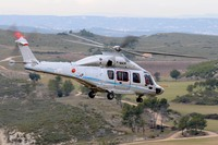 Eurocopter begins flight testing of the second EC175 helicopter prototype