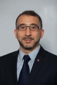 Abdellah Hulich, Abteilungsleiter Business Support