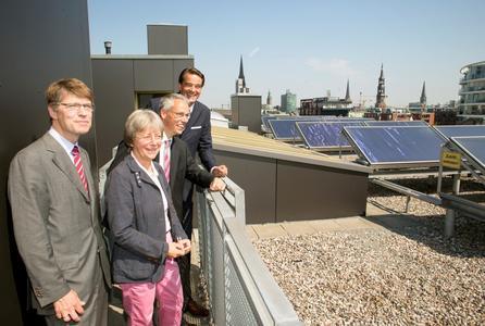 Giselher Schultz-Berndt; Jutta Blankau; Dr. Frank May; Pieter Wasmuth