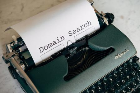Domain search is a creative task...