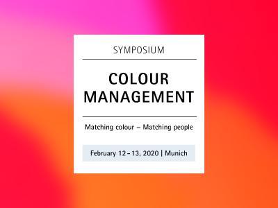 Colour Management Symposium