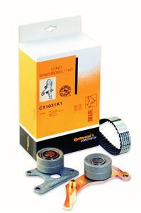 Zahnriemen-Kit: Die ContiTech Power Transmission Group hat ihr Angebot an Zahnriemen- und Wasserpumpen-Kits erweitert