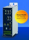 Das neue Frequenzumrichter-Modell der Reihe SD2S-FPAM von SIEB & MEYER eignet sich für hochdrehende Spindeln im unteren Leistungsbereich bis 1,5 kVA@230VAC