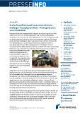 [PDF] Pressemitteilung: Großauftrag: Rheinmetall modernisiert britische Challenger 2 Kampfpanzerflotte - Auftragsvolumen rund 770 MioEUR