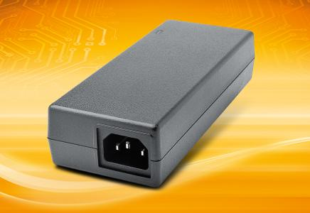 Robust external AC/DC power supply for industrial use meets energy efficiency levels VI and Tier2