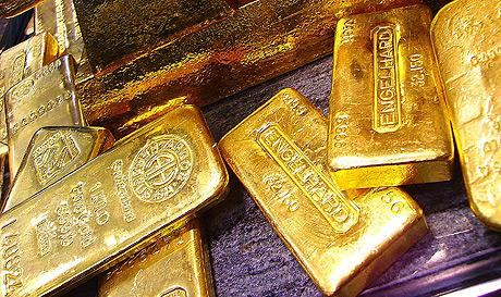 Goldbarren – Foto covilha everystockphoto-com