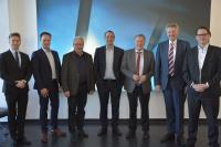 CLOOS, die SDFS und Achenbach Buschhütten möchten den Technologie- und Wissenstransfer gemeinsam vorantreiben