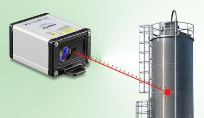 EDS-C - Level Measurements of Silos with Laser Technology