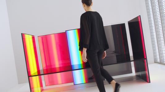 LG Tokujin Yoshioka Installation Milano Design Week 3