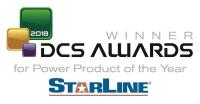 """The innovation has been recently awarded with the DCS Award 2018 in the category """"Data Centre Power Product of the Year""""."""