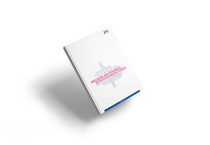 """""""Precision and Dynamics with Piezo Motor Stages"""": Neuer Katalog erleichtert die Auswahl piezobasierter Positioniersystemen (Bild: PI)"""