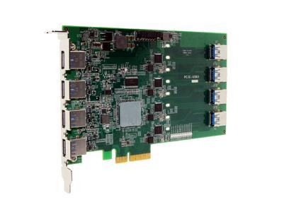 APROTECH 8-fach USB 3.0 PCIe Karte