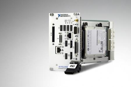 NI PXI Express Embedded Controller 2
