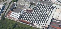Photovoltaic Anlagen bei TMHMI, Italien
