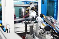 KUKA at K 2016: ready-to-use solutions for the plastics industry