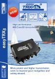 Leaflet AIS Class B SOTDMA easyTRX3