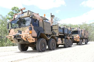 Rheinmetall sells Australia over a thousand more trucks - order worth €430 million