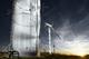 Weidmüller FieldPower® WIND Energy LED system for wind turbines