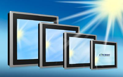 Flexibel, modular und Sonnenlicht tauglich -   All-in-One Panel-PC oder Monitor!