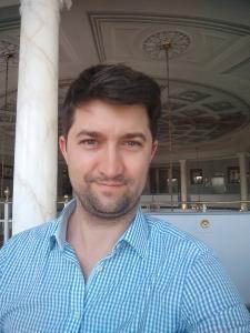 Pharma-Dolmetscher für Russisch Alexander Podarewski