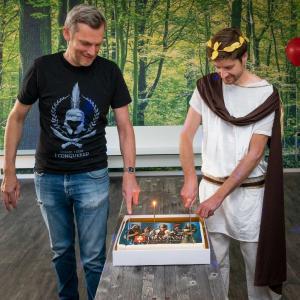 Travian: Legends celebrates its 15th anniversary with the community event 'Codex Victoria'