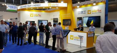 Intersolar 2017 shows a growing interest