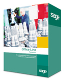 Packshot Office Line Produktion