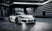 TECHART for the new Porsche Boxster