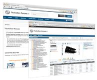 Millions of standard components for engineers forum from TraceParts