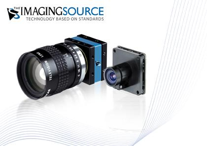 37 Series Cameras from The Imaging Source