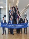 Eine Delegation von 25 Unternehmern aus dem chinesischen Automotivesektor besuchten die Abteilung MAI Carbon im CCeV. Sie wurden von Partnern aus dem süddeutschen Netzwerk begrüßt und informiert