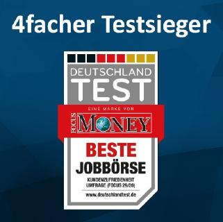 Yourfirm vierfacher Testsieger in Focus-Money-Studie