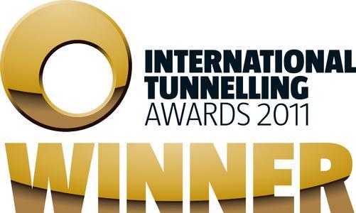 REHAU gewinnt den International Tunnelling Award 2011