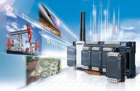 """frei programmierbare Remote-I/O-Station """"ADAM-3600"""" mit EdgeLink Technologie"""