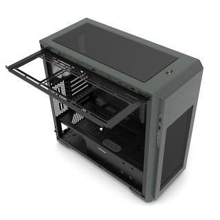 Neuheit bei Caseking: Das Phanteks Enthoo Pro M ergänzt die bekannte und erfolgreiche Serie um ein ATX-Design-Case mit innovativen Detaillösungen