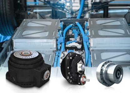 Die Zykloidgetriebe von Nabtesco sind extrem präzise, steif sowie dynamisch und ermöglichen so enorme Effizienzsteigerungen in der Batteriefertigung Bild: www.adobestock.com – xiaoliangge / Nabtesco Precision Europe GmbH