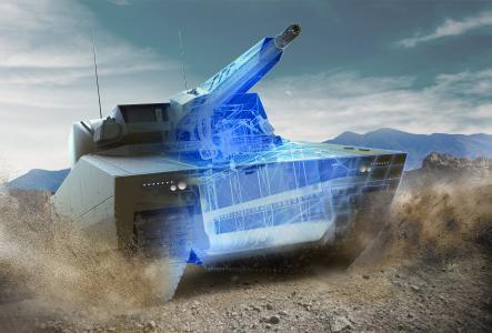 L3Harris Technologies and American Rheinmetall Vehicles Team to Pursue US Army's New Fighting Vehicle